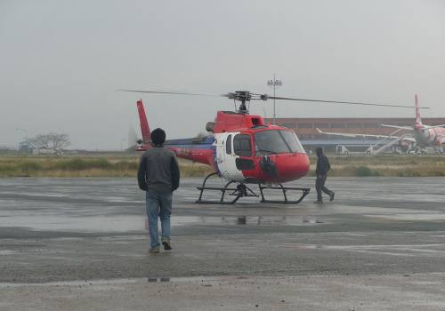 Kailash Tour by Helicopter