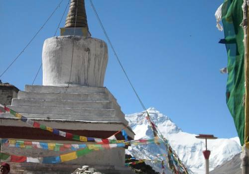 Lhasa Ganden Samye Tour