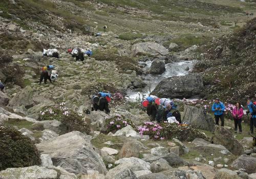 Lhasa Ganden Tour