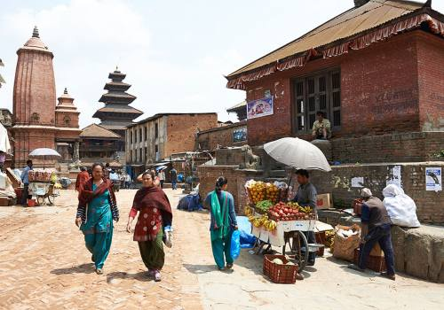 Nepalese Heritage Nature Tour